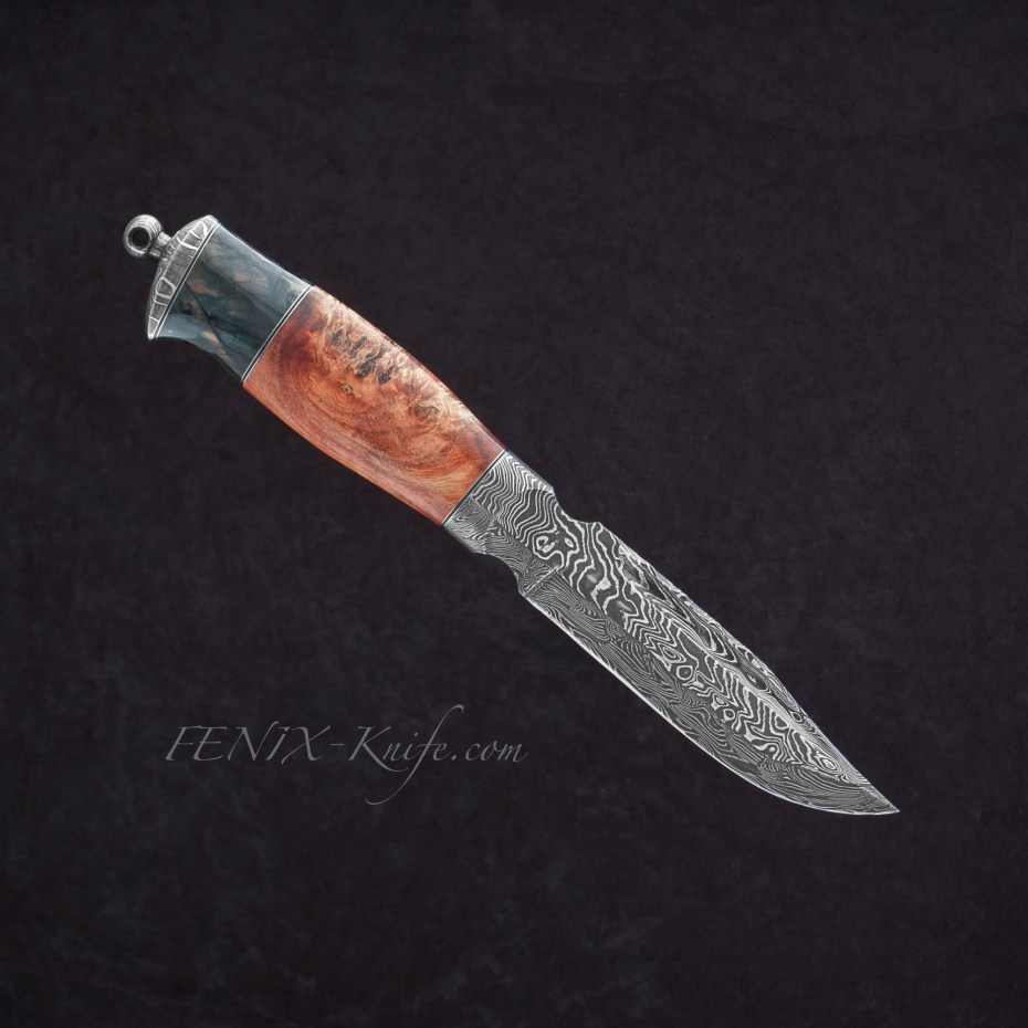 Damastmesser - Damascus Knife